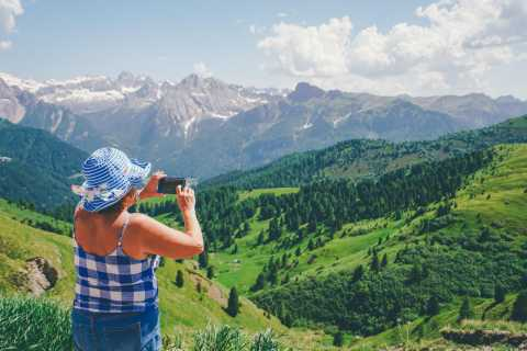 From Verona: Small Group Dolomites Day Trip