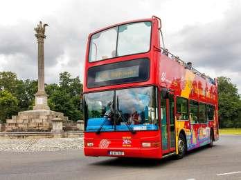 Dublin: Stadtrundfahrt im Hop-On-Hop-Off-Bus