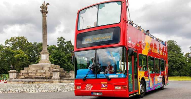 Dublino: tour panoramico sull'autobus turistico