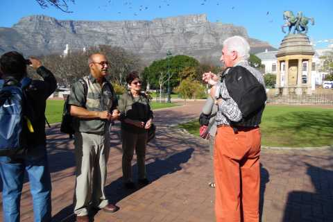 Cape Town: Spectacular Botanical Gardens with Guided Tour