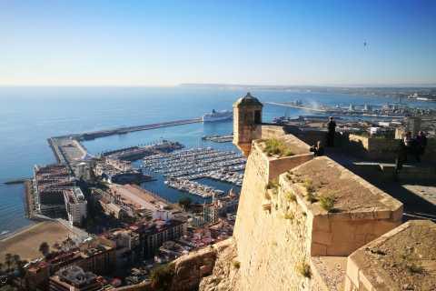 Alicante: Private Shore Excursion with Transport