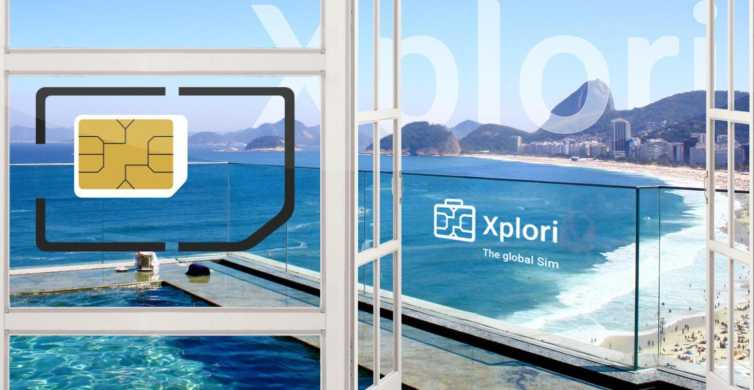 Xplori 4G SIM Card for US