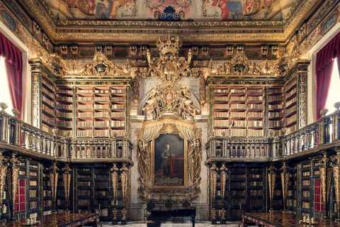Universidad de Coimbra: tour a pie de dos horas