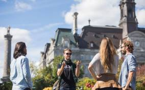 Old Montreal: Intimate Small Group 3-Hour Walking Tour