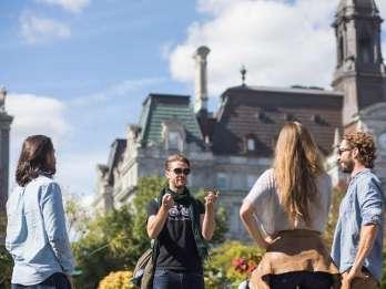 Montreal: 3-stündiger Altstadt-Rundgang