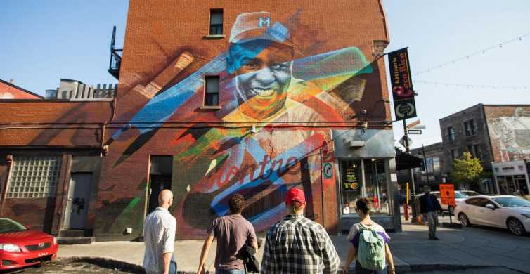 Montreal: Street Art & Mural 2.5-Hour Guided Walking Tour