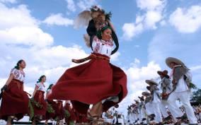 Oaxaca: 3-Hour Guelaguetza Dinner Show