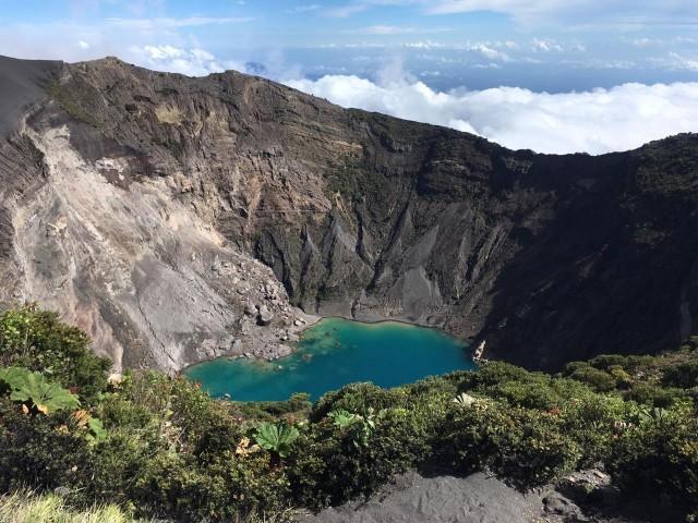 Van San José: Irazú en Turrialba vulkanen daguitstap