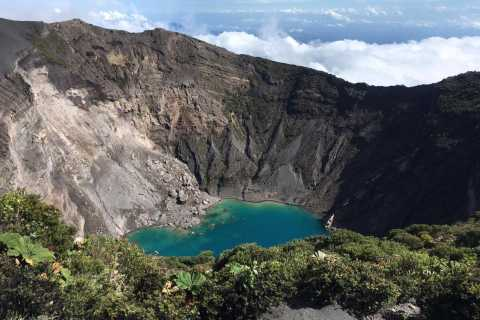 From San José: Irazú and Turrialba Volcanoes Full-Day Trip