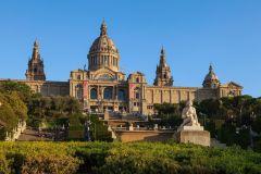 Ingresso para o Museu Nacional de Arte da Catalunha
