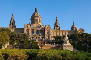 Museu Nacional d'Art de Catalunya: Ticket