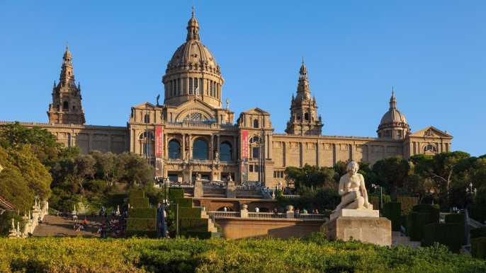 Museu Nacional d'Art de Catalunya Admission Ticket
