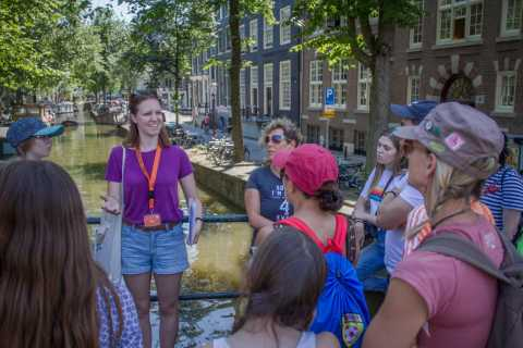 Amsterdam: Historical Highlights Guided Walking Tour