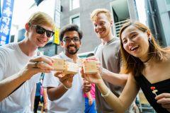 Mercado Externo de Tsukiji: Excursão a pé e gastronomia de 3 horas