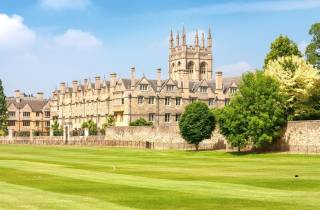 Ab London: Tagestour nach Oxford inklusive Zugfahrt