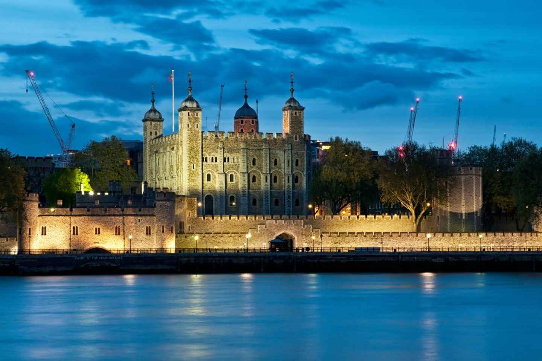 London: Gruseliger Sensenmann- Rundgang