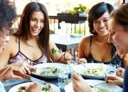 Toskana: Veganes Essen in einem Weingut in San Gimignano