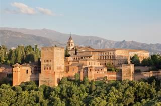 Granada: Führung durch die Alhambra, verschiedene Optionen