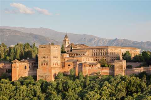 Granada: Alhambra Complex Guided Tour Options