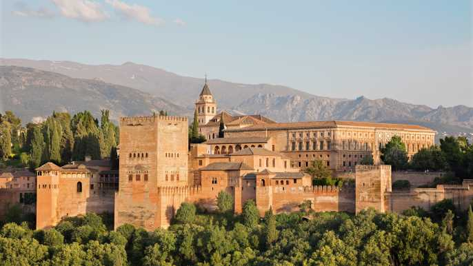 Granada: Alhambra Complex Guided Tour Options