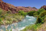 From Mendoza: San Rafael Sightseeing and Atuel Canyon Tour