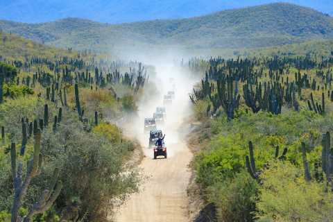 Cabo San Lucas Off-Road Adventure