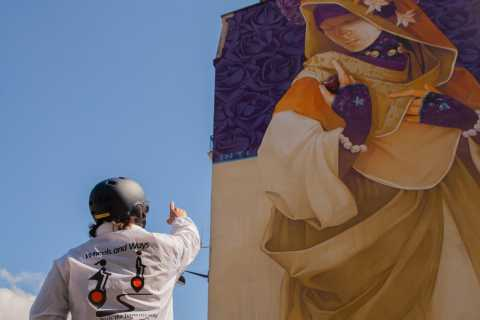 Paris: Street Art Segway Tour of the 13th District