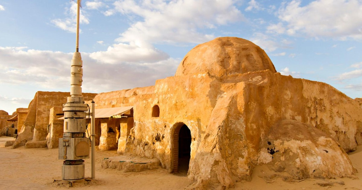 Tozeur Half Day Star Wars Film Set Locations Tour Douz Tunisia Getyourguide