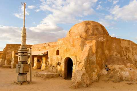 Tozeur: Half-Day Star Wars Film Set Locations Tour