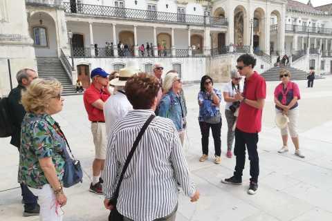 Coimbra: recorrido a pie privado del casco antiguo