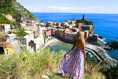 Cinque Terre: Tagesausflug von Florenz