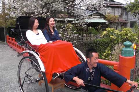 Kamakura: Private History and Heritage Tour by Rickshaw