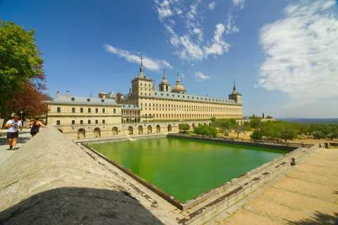 El Escorial, Valle de los Caidos and Toledo Full-Day Tour