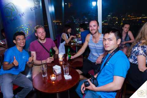 Bitexco Financial Tower and Dinner on a Boat Tour