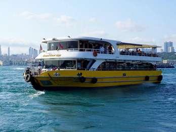 Istanbul: Goldenes Horn & Bosporus-Tour mit Audio-App