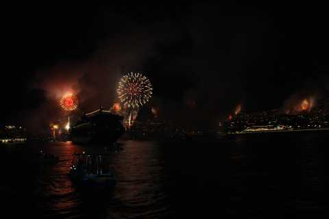 Funchal: New Year's Eve Fireworks by Catamaran