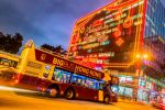 Hong Kong: Hop-on-Hop-off Bus 48-Hour Deluxe Ticket