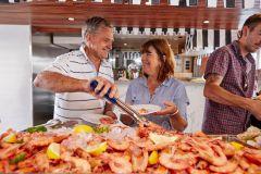 Costa Dourada: Cruzeiro de 2 horas em Surfers Paradise com almoço buffet