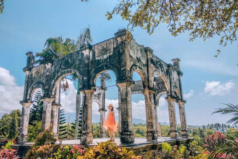 Bali: Wasserpalast Taman Ujung, Candi Dasa und Sidemen