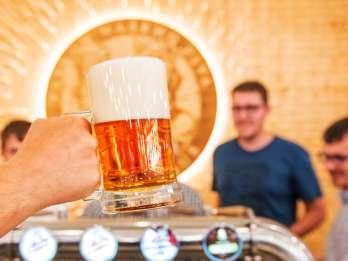 Pilsen: Gambrinus-Brauerei-Tour mit Bierprobe