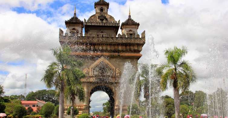 Vientiane: Private Half-Day Guided Sightseeing Tour by Car