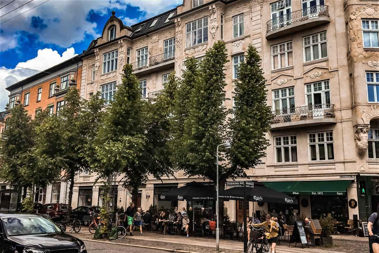 Kopenhagen: Kontrastreiche Viertel - Selbstgeführtes Spiel