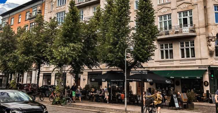 Copenhague: juego autoguiado de 3 barrios contrastantes