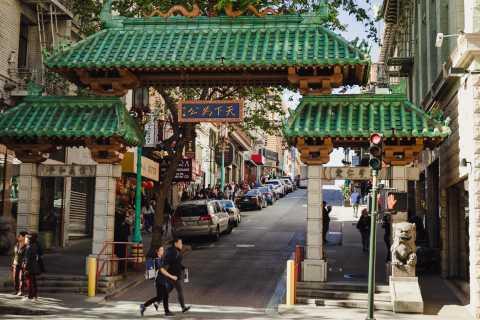 SF Chinatown Walking Tour: Through The Dragon Gate