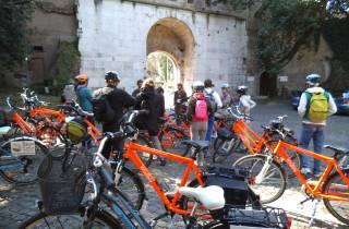 Rom: Fahrradtour über die antike Via Appia