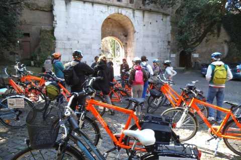 Rome: Appian Way 3-Hour Bike Tour