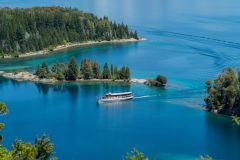 De Bariloche: Barco até Ilha Victoria e Bosque Arrayanes