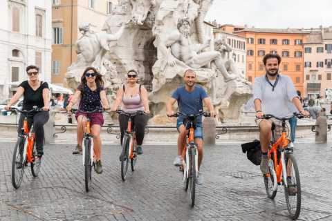 Discover Rome: 3-Hour Bike Tour