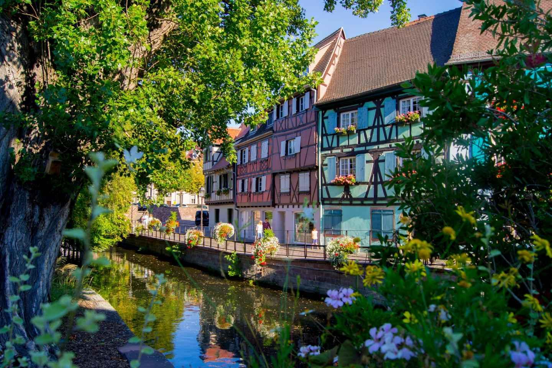 Ab Straßburg: Mittelalter-Tour im Elsass