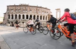 Rom: Private Panorama-Tagestour mit dem Fahrrad